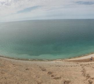 Sleeping Bear Dunes, Michigan.