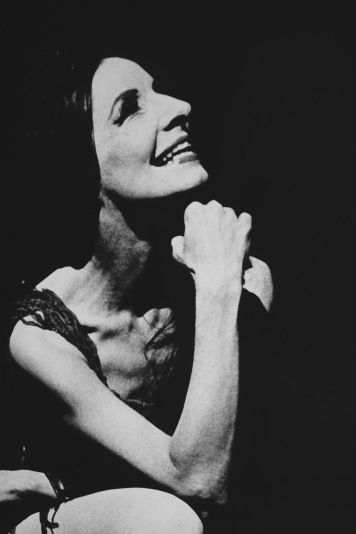 Alicia Alonso on her 70s