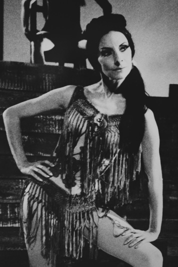 Alicia Alonso on her 60s